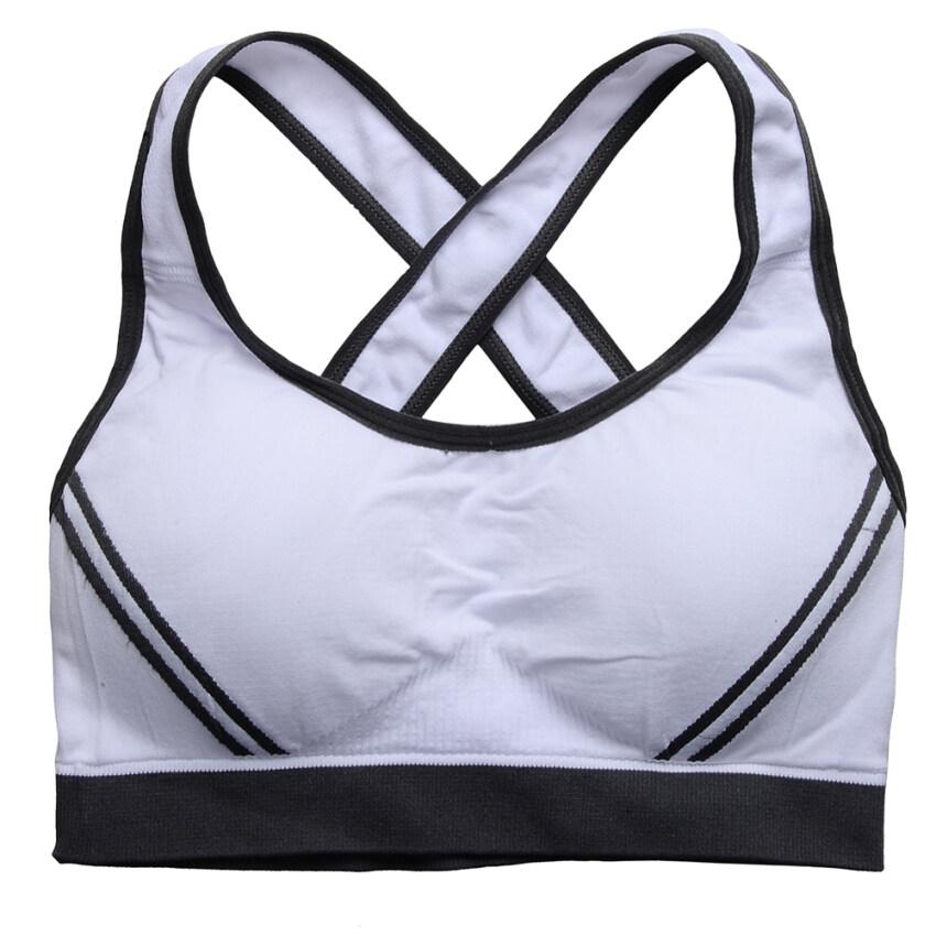 white women of sports, Fitness running apparel for women, Jogging racerback sports bra (Intl) - intl