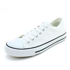 wonderful รองเท้าผ้าใบผู้หญิง รุ่น A02(whiteblack)