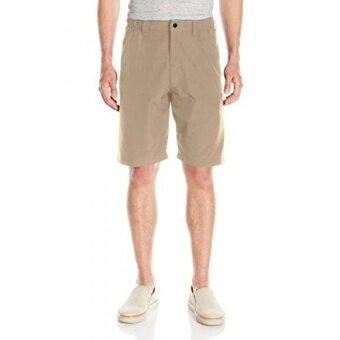 Wrangler Mens Authentics Performance Side Elastic Utility Short Desert Sand 40 - intl