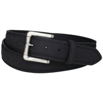 Wrangler Mens Rugged Wear BeltBlack46 - intl
