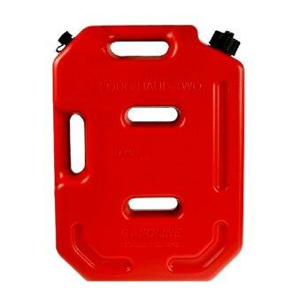 10Liter Jerrycan Plastic Fuel Tank Petrol Can Jerry Cans Red