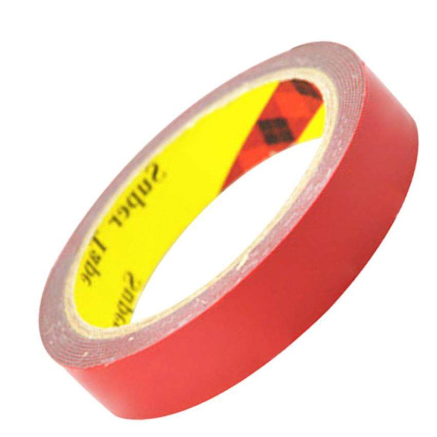 2M X 20MM Double Sided Sticker Acrylic Foam Adhesive Car Interior Tape - intl ...