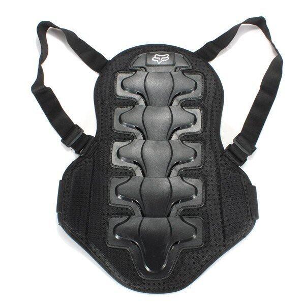 2Pcs Racing Motorcross Motorcycle Body Back Armor Spine Protective Jacket Gear M - intl