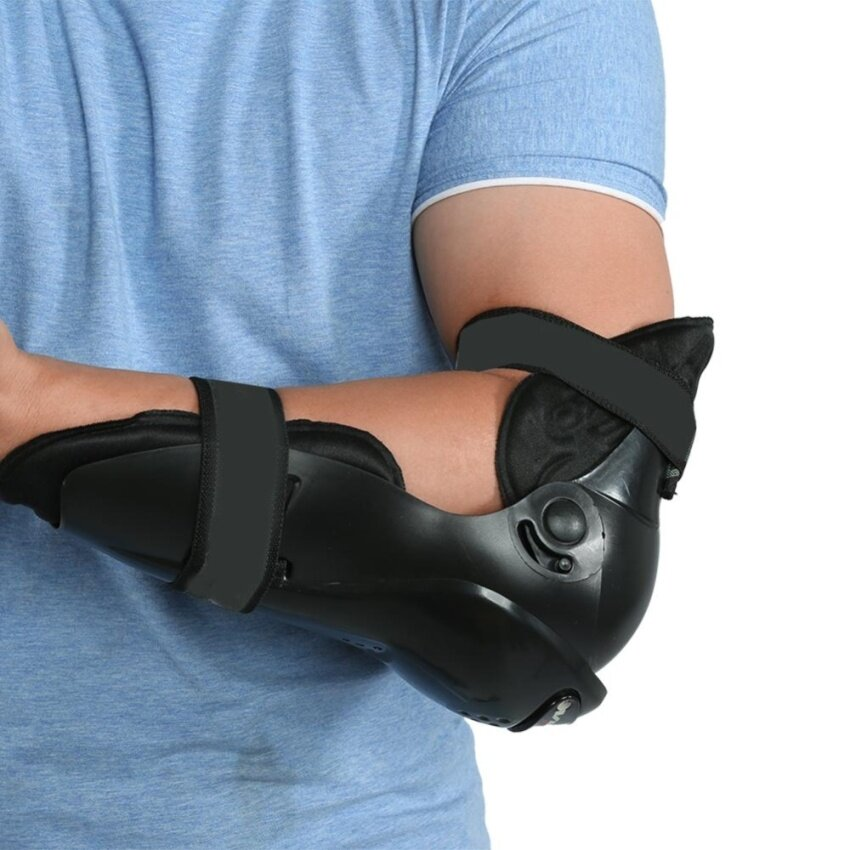 4 pcs Motorcycle Motocross Cycling Elbow and Knee Pads Protector Guard Armors Set Black - intl