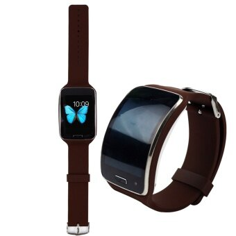 5 Colors Multiple Color Replacement Band Wrist Strap Bracelet for Samsung Galaxy Gear S SM-R750