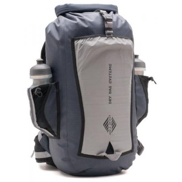 Aqua Quest Sport 25 Pro Backpack - 100% Waterproof - - Charcoal - intl ...