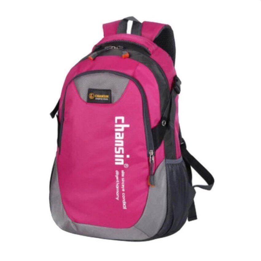 Back Packer Polysport กระเป๋าเป้B008 (สีชมพู)