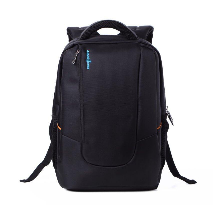 Biaowang กระเป๋าโน๊ตบุ๊ค 208( black)
