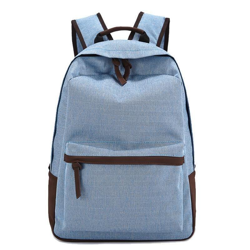 Canvas Backpack , CulturesIn Leisure Backpack Students Bookbag Laptop Backpack School Ba ...