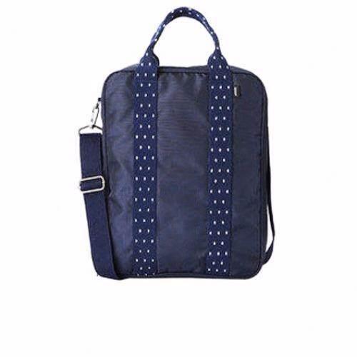 กระเป๋าเดินทางสะพายข้าง Capacity luggage Storage (Dark Blue)