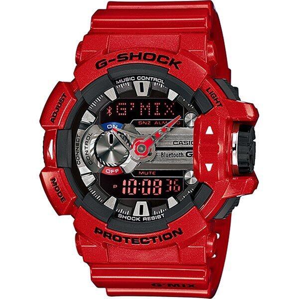 Casio G-Shock G-Mix Bluetooth Watch GBA-400-4A - intl