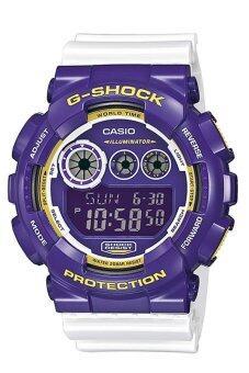 Casio G-Shock GD-120CS-6 White