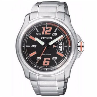 Citizen AW1350-59E Eco-Drive Stainless-Steel Quartz Men's Watch - intl