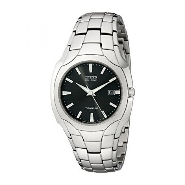 Citizen Mens BM6560-54H Eco-Drive Titanium Watch - intl