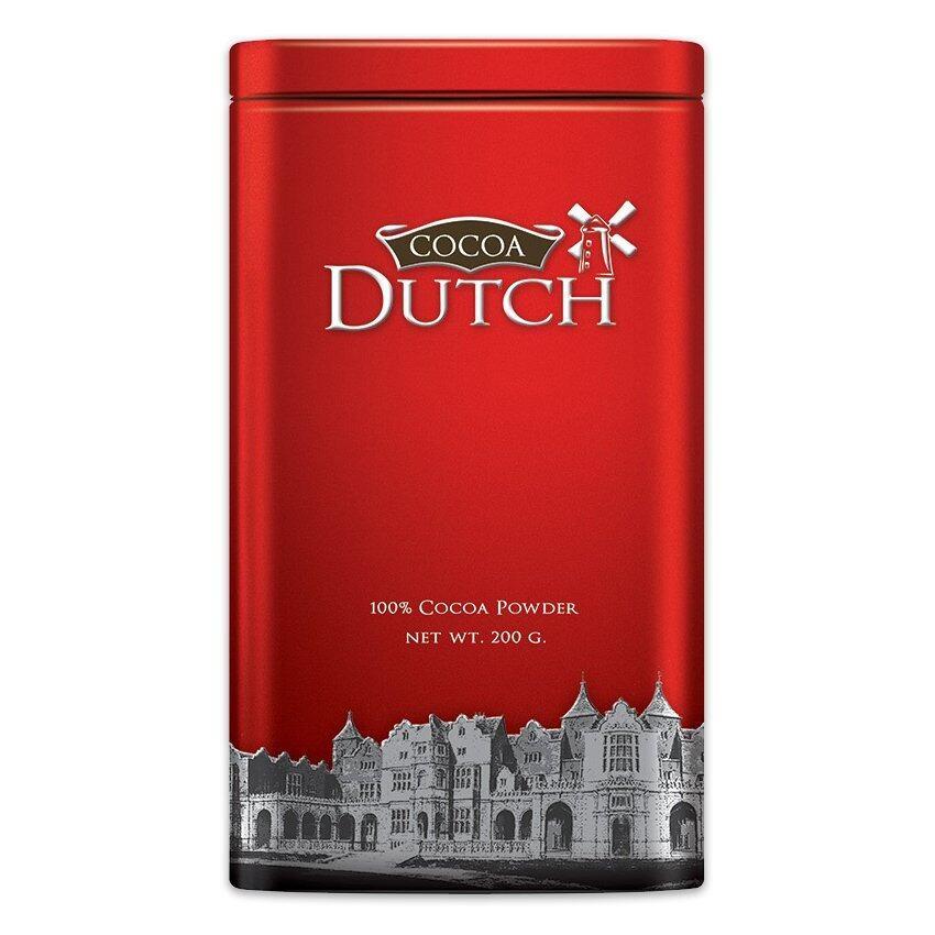 COCOA DUTCH โกโก้ดัทช์ เครื่องดื่มโกโก้ชนิดผง 200 กรัม