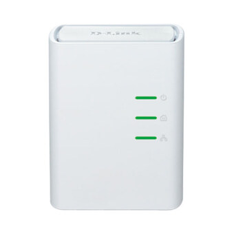 D-Link DHP-308AV AV500 Powerline Mini Adapter