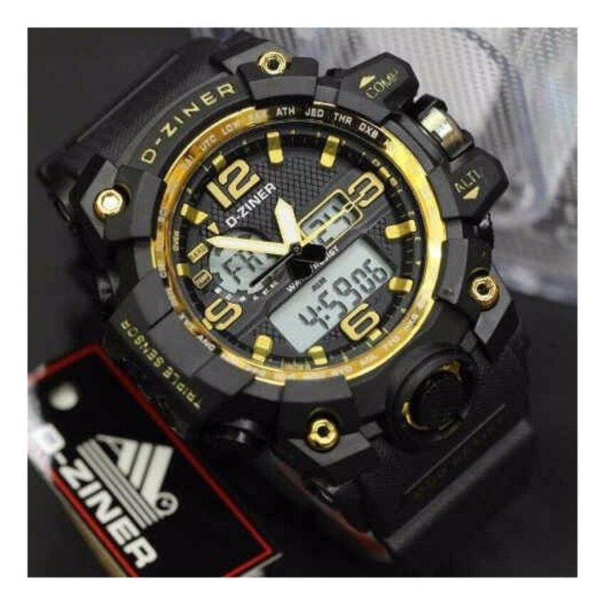 D-ZINER นาฬิกาทรงสปอร์ต รุ่น DZ8119 ...