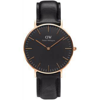 Daniel Wellington Classic Black Shieffield DW00100127 men 40mm