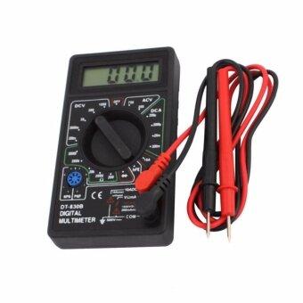 Zotek Zt102 Auto Digital Multimeter 6000 Counts Backlight Acdc Source DT 830B LCD .