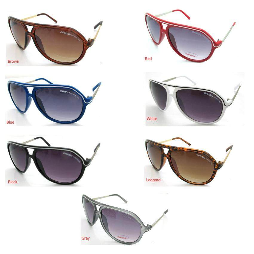 9bc2c1f7204c Fashion · Fashion · Fashion. Fashion Men Women Retro Sunglasses 9 Colors Unisex  Matte Frame Carrera Glasses-Multicolor ...