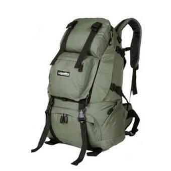 กระเป๋าเป้ Grey Wolf Backpacks(military green)
