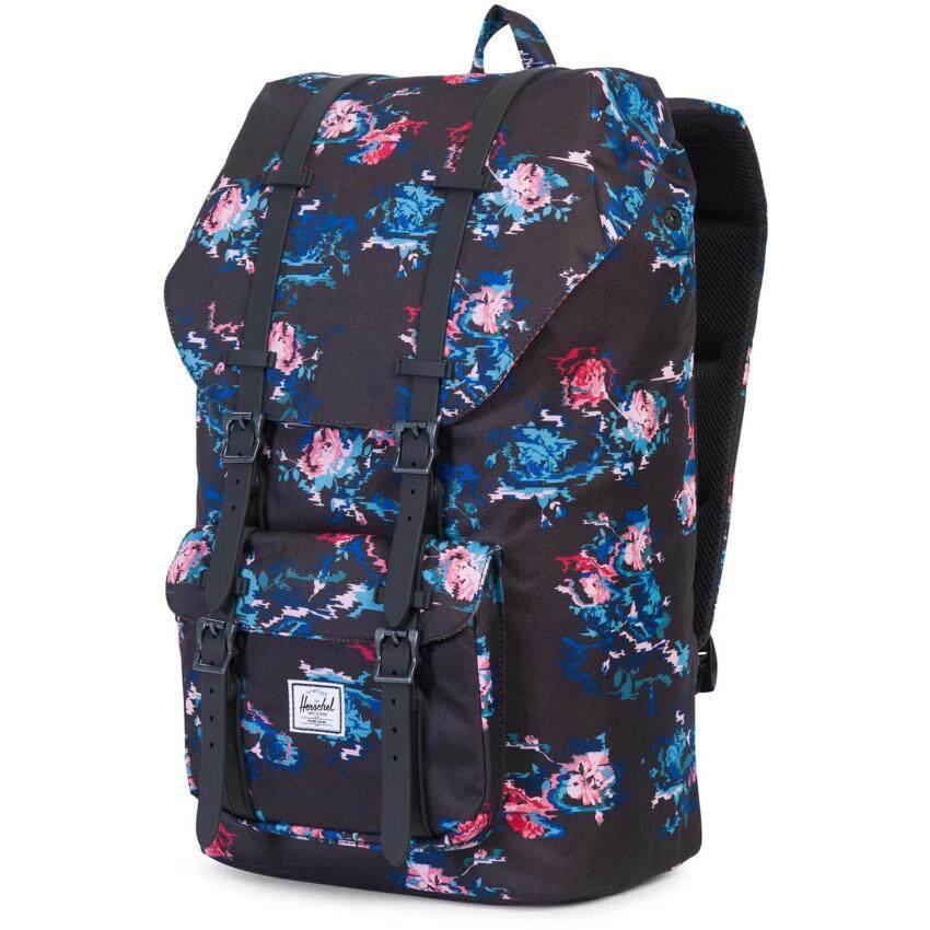 ขาย Herschel Little America Backpack - Floral Blur