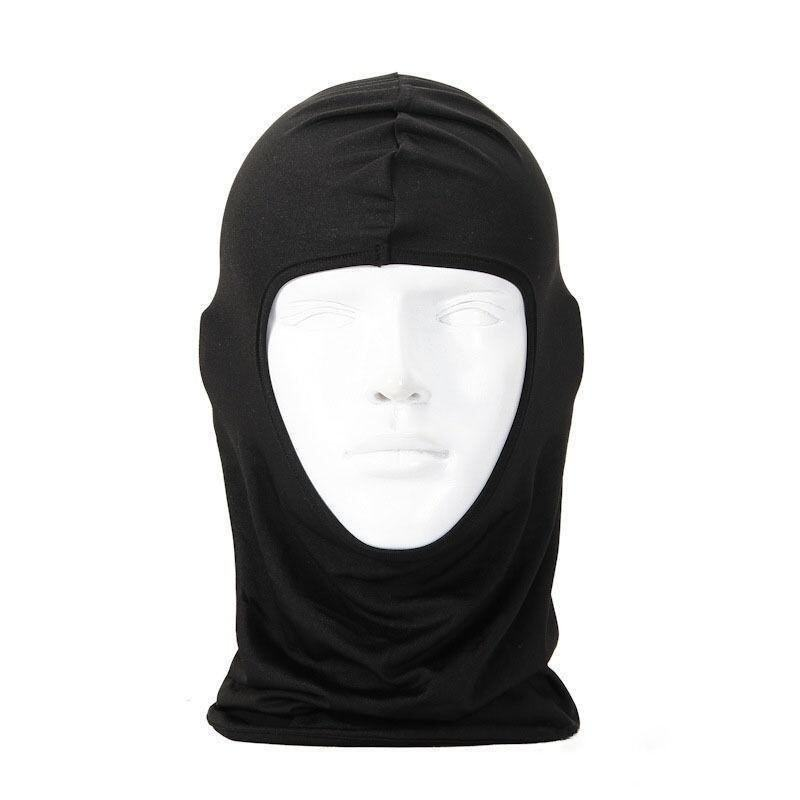 Hot Sale Practical Motorcycle Cycling Skin Neck Protecting Outdoor Lycra Balaclava Full Face Mask - intl