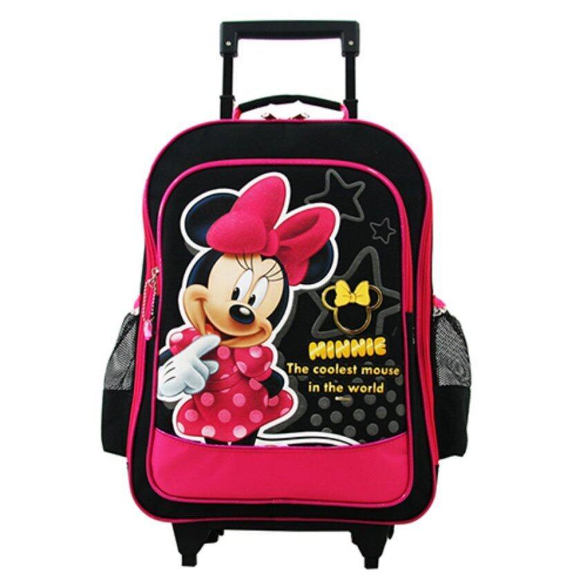 กระเป๋าเป้ล้อลาก16 นิ้วมินนี้เมาส์ 61999