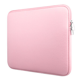 Laptop Protective Carrying Sleeve Protector Pouch Bag for Apple MacBook Pro Universal 13 inch Laptop Pink