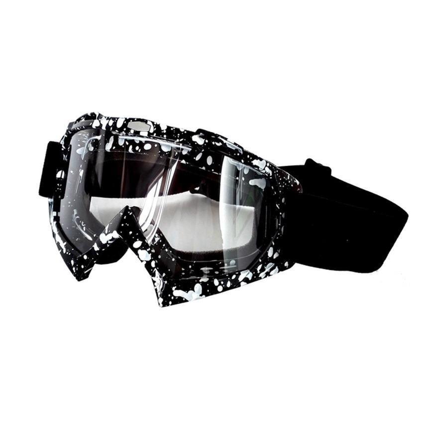 Lvzhi Best Selling Motocross Goggles Glasses Oculos Gafas Motorcycle Glasses YH02 - intl