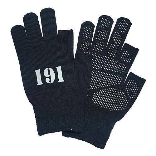 M1 ถุงมือมอเตอร์ไซค์ ตุ๊กแกกันลื่น รุ่นตัด 2 นิ้ว ลาย 191 จำนวน 2 คู่