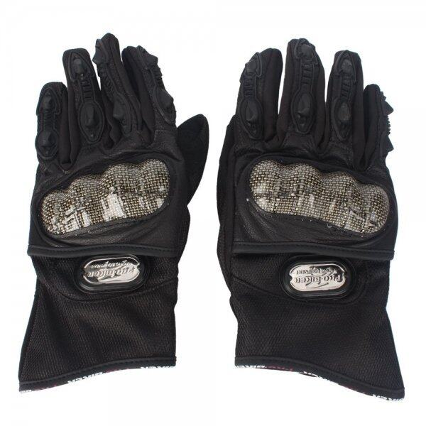 MCS-13 Motorcycle Racing Protective Gloves Size M (Grey)