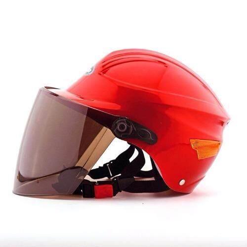 ขาย Motorbike Summer Helmet(Red) - intl