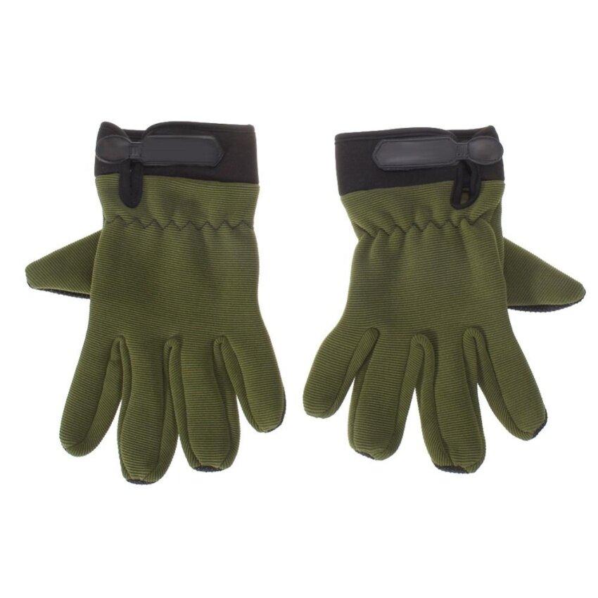 Motorcycle Bike Full Finger Gloves - intl