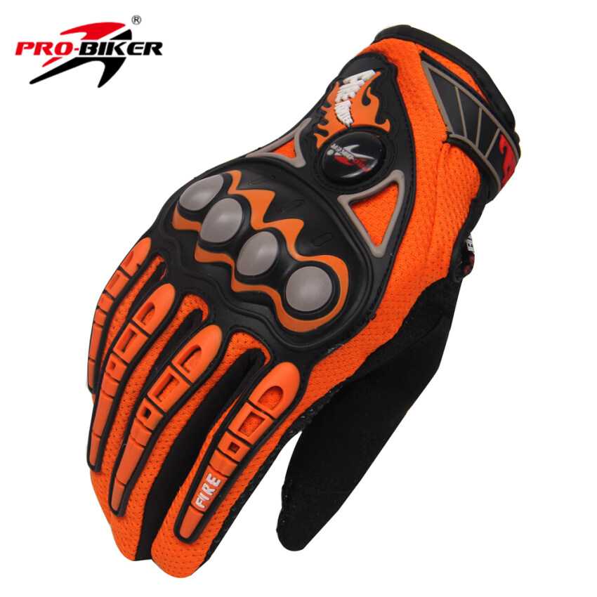 Motorcycle Riding Gloves Protective Gear Outdoor Sports unisex Professional racing gloves - Intl