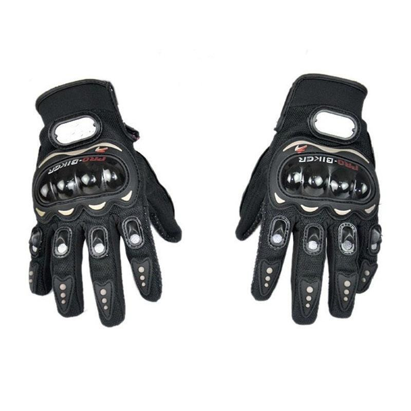Motorcycles Full Finger Men Motorcycle Gloves Accessories Parts Protective Gears Gloves For Motorcyclists - intl