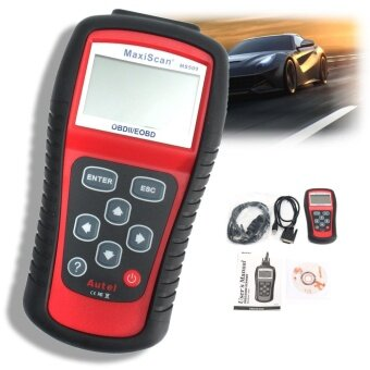 MS509 Car Engine Fault Diagnostic Scanner Code Reader OBDⅡ/EOBD Scan Tool - intl