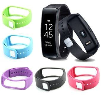 New Cool Replacement Wrist Band Clasp Bracelet For Samsung GalaxyGear Fit Watch - intl