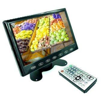niky จอ Monitors TFT LCD - 7 นิ้ว HDMI สำหรับ ต่อกล้องมองหลัง