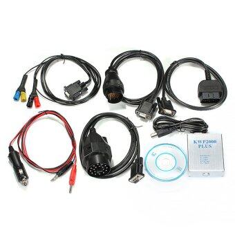 OBD2 KWP2000 Plus Ecu Engine Tune Remap Flasher FlashingTuningDiagnostic Tools - Intl