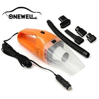 Onewell Car Vaccum Cleaner High Power DC 15v 150w Portable Handheld Wet Dry 4Kpa Suction Auto Vacuum ToolsOr