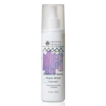 Oriental Princess สเปรย์น้ำหอมฉีดผ้า Rhythms of Nature Miracle Winter Linen Mist