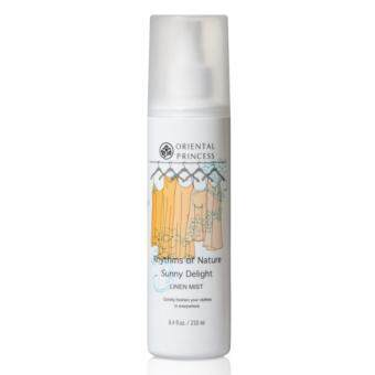 Oriental Princess สเปรย์น้ำหอมฉีดผ้า Rhythms of Nature Sunny Delight Linen Mist