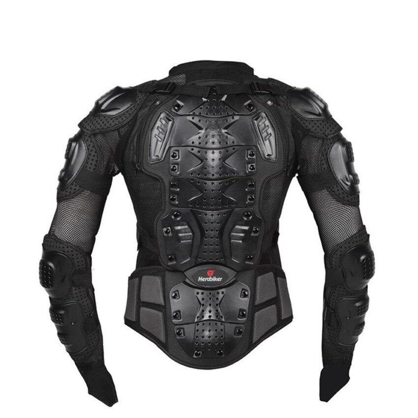 Professional Motorcycle Body Protection Racing Full Body Armor Spine Chest Protective Jacket Gear M-XXXL