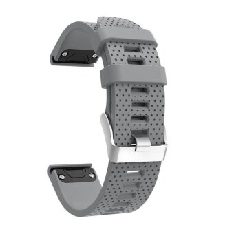 Replacement Silicagel Quick Install Band Strap For Garmin Fenix 5SGPS Watch - intl