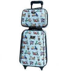 Romar Polo กระเป๋าเดินทาง 2ใบ/ชุด ส่งฟรี