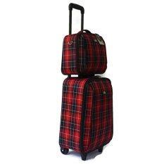 Romar Poloกระเป๋าเดินทางราคาถูก กระเป๋าล้อลากPOLO ขนาด20 นิ้ว 2ใบ/ชุด ถูกๆ