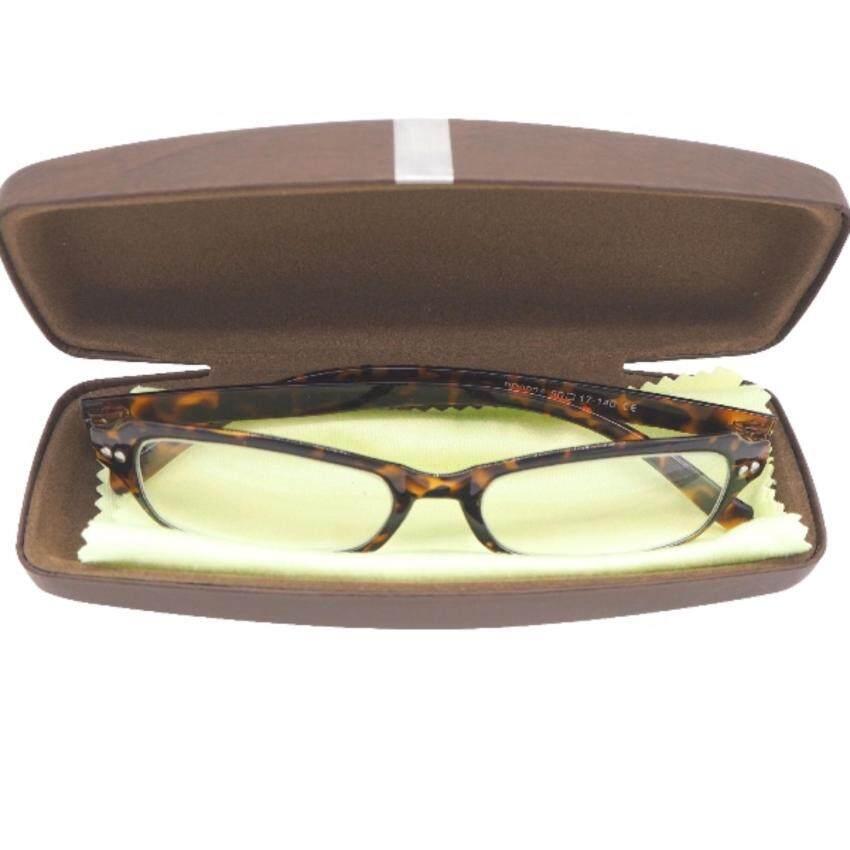 กรอบแว่นตา + กล่องแว่นตา พร้อมอุปกรณ์ครบ [Set B] ...