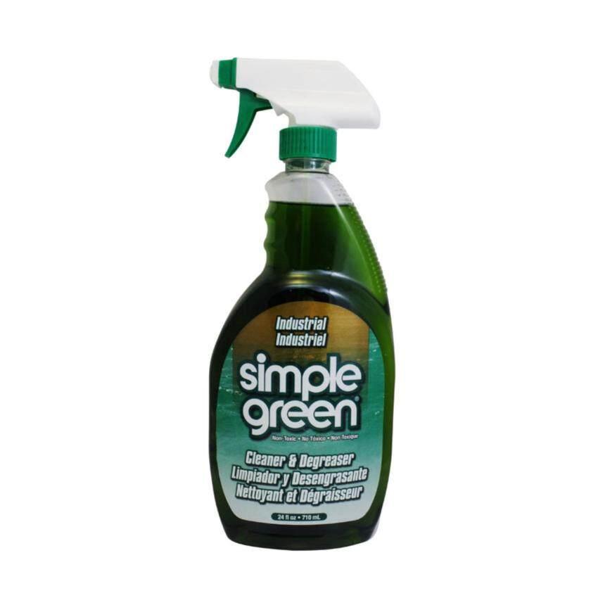 Simple Green All Purpose Cleaner น้ำยาทำความสะอาดอเนกประสงค์ชนิดเข้มข้นสูง 24oz ...