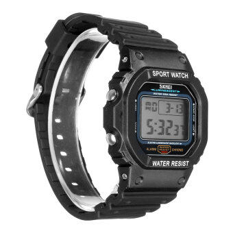 SKMEI 1134 Men Sport LED Digital Waterproof Wrist Watch